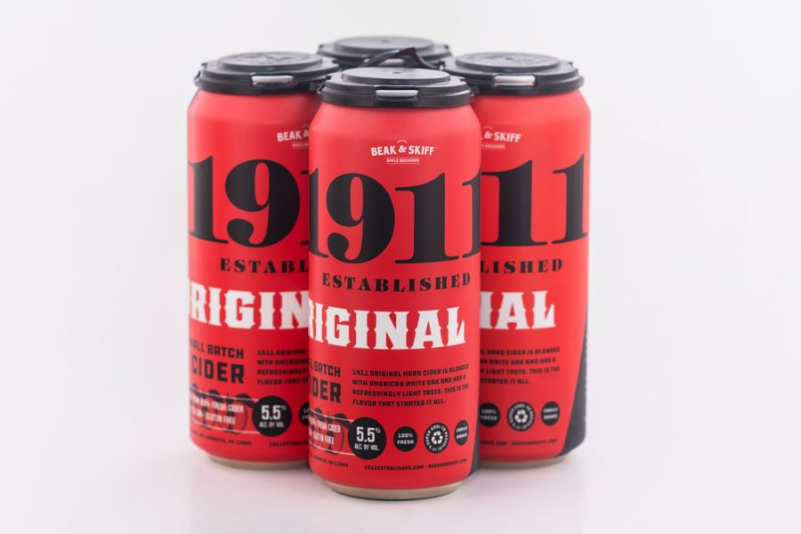 Product Image for 2019 Original Hard Cider - 12 x 16oz Cans