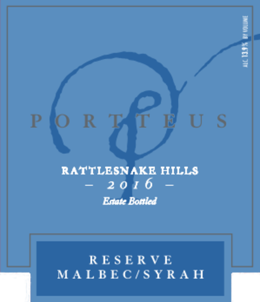 Product Image - 2016 Reserve Malbec/Syrah