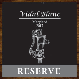 Product Image for 2017 Reserve Vidal Blanc