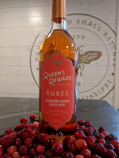 Product Image for 2018 RuBee - Cranberry Orange Mead