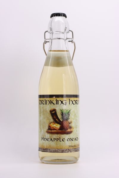 2020 Mead with Pineapple