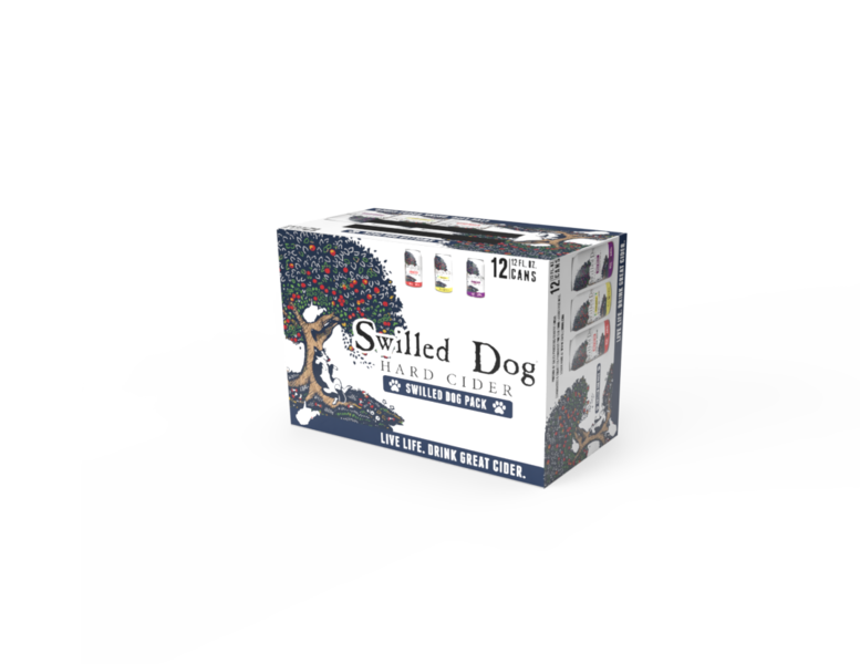Swilled Dog Variety 12 x 12oz Pack