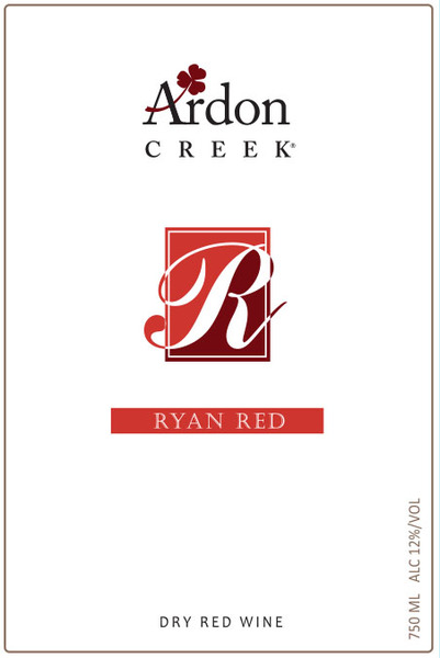 Ryan Red  Ships 4/1 - 11/15   OUT OF STOCK