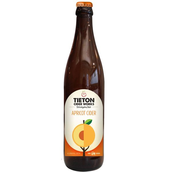 Product Image for 2017 Apricot Cider (Medium)