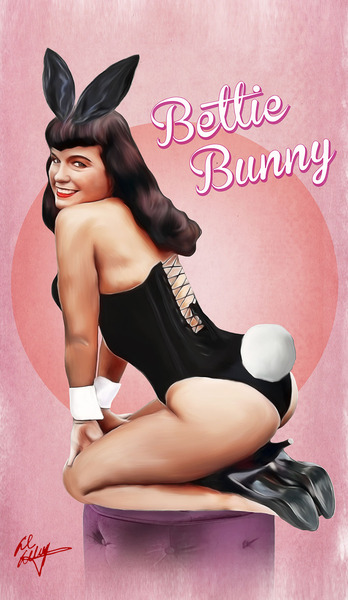 Product Image for Bettie Bunny Rose