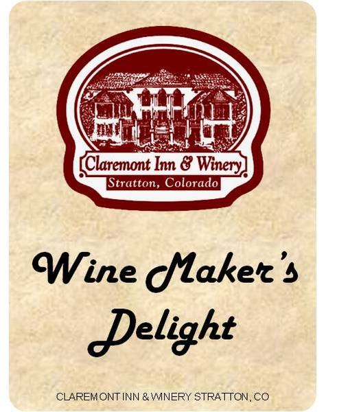 2015 Wine Maker's Delight