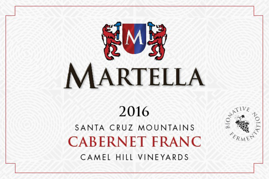 Product Image for 2016 CABERNET FRANC CAMEL HILL VINEYARD