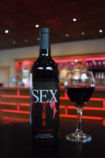 2018 Better Than Sex Three Way Red Wine Blend
