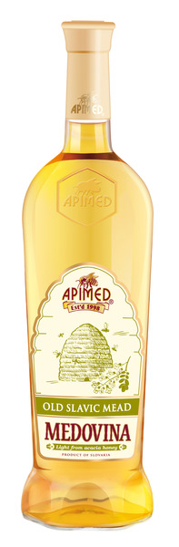 Apimed Old Slavic Mead Light