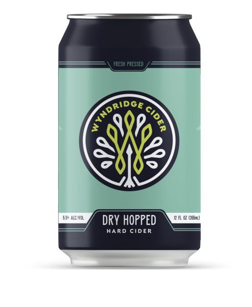 Dry Hopped Hard Cider - 12oz can 6pk