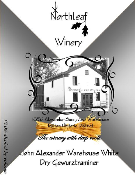 2018 John Alexander Warehouse White