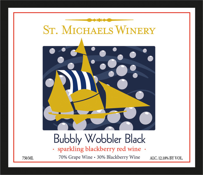 Product Image for Bubbly Wobbler Black - DECEMBER ONLY