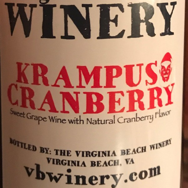 Krampus Cranberry