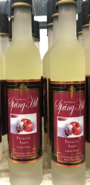 Product Image - 2018 Frosted Apple Dessert Wine