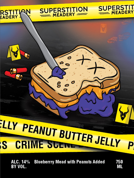 Product Image for 2019 Peanut Butter Jelly Crime