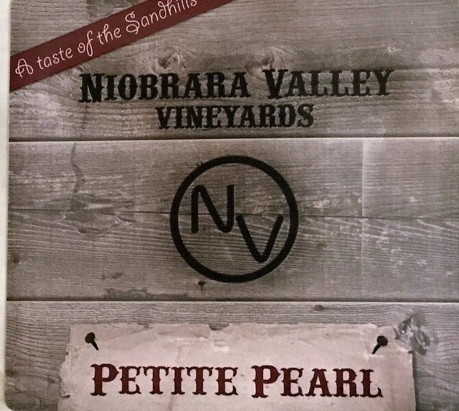 2019 Petite Pearl - Dry Red