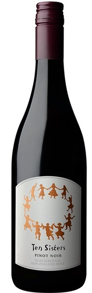 Product Image for 2017 Ten Sisters Marlborough Pinot Noir