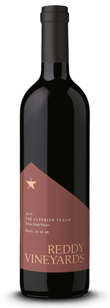2019 The Superior Texan Red Blend