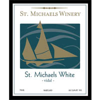 Product Image for 2019 St. Michaels White