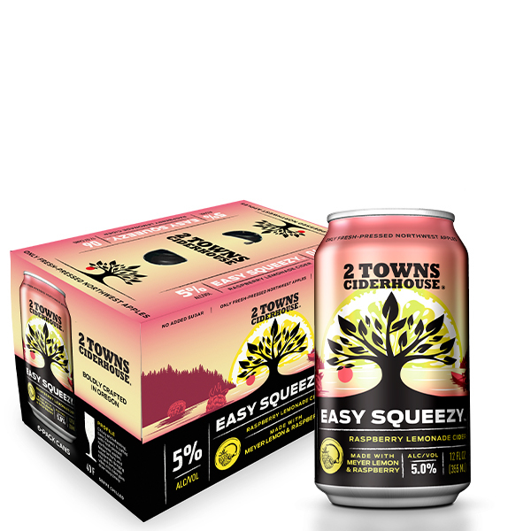 Product Image for Easy Squeezy 6 Pack