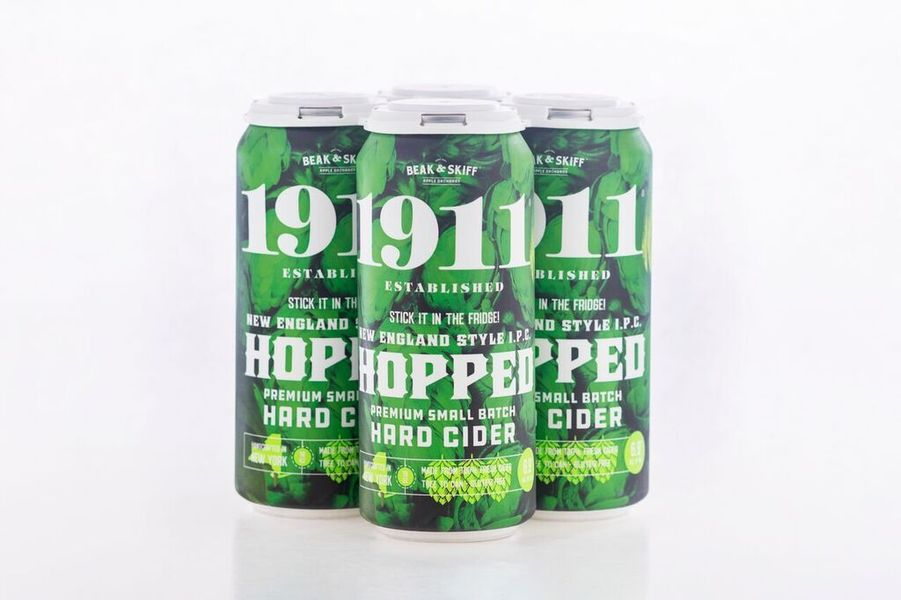 2020 IPC Hopped Hard Cider - 12 x 16oz Cans