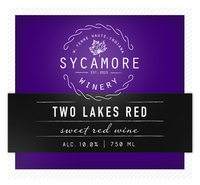 2018 Two Lakes Red