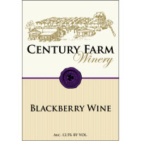 2019 BLACKBERRY WINE