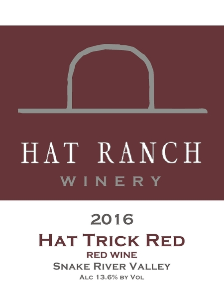 Product Image for 2016 Hat Trick Red