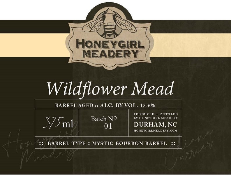 Product Image for 2019 Barrel Aged Wildflower Mead