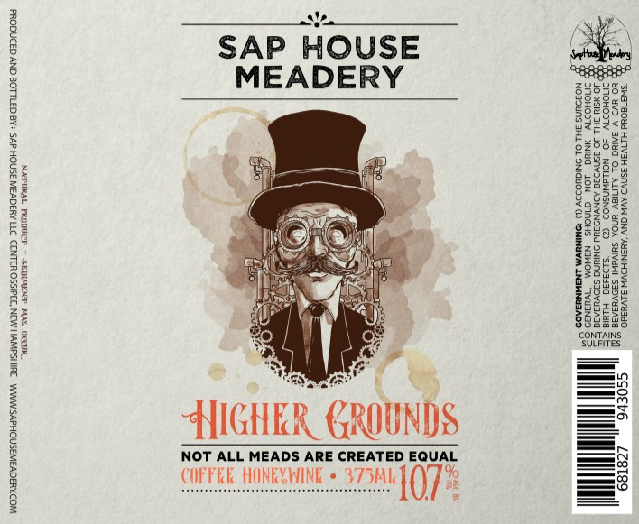 Product Image for Higher Grounds