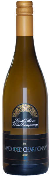 2016 South Shore Wine Company Unwooded Chardonnay