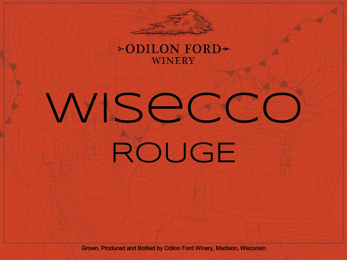 Wisecco Rouge (375 ml)