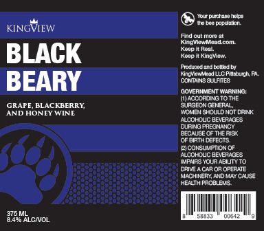 Product Image for KingView Black Beary
