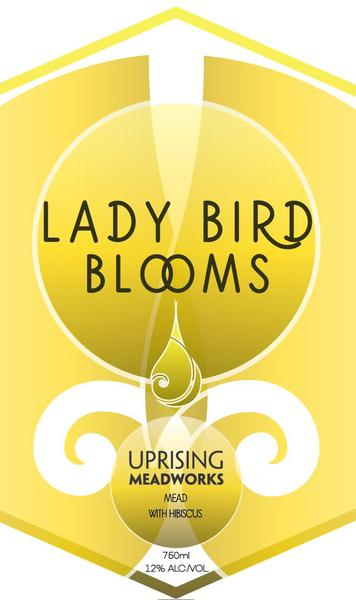 Product Image for 2019 Lady Bird Blooms - Mead with Hibiscus