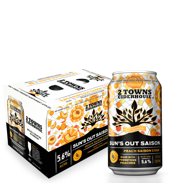 Product Image for Sun's Out Saison 6 Pack