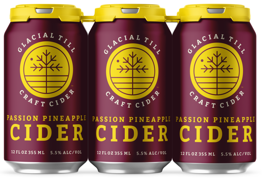 Passion Pineapple Cider