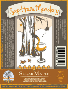 Sugar Maple Mead