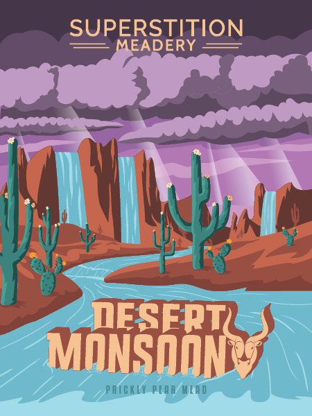 Product Image for 2019 Desert Monsoon
