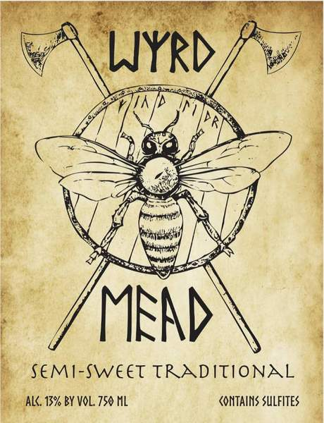 2020 Semi Sweet Traditional Mead