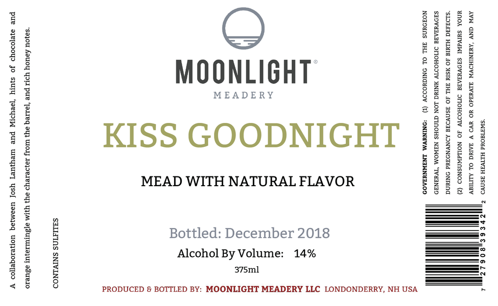 Product Image for Kiss Goodnight