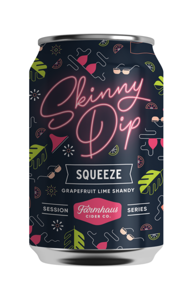 Skinny Dip Squeeze - 6 cans