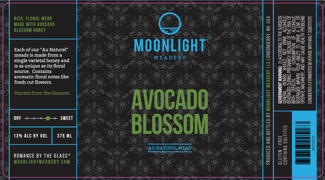 Product Image for Avocado Blossom - Au Naturel