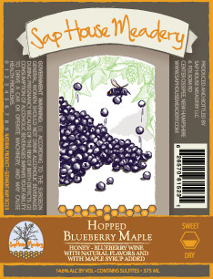 Hopped Blueberry Maple