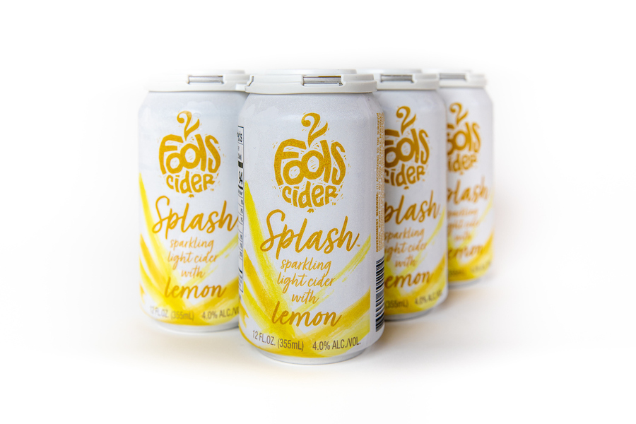 Splash - Lemon Light Cider