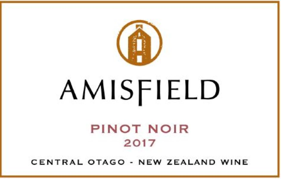 2017 Amisfield Pinot Noir