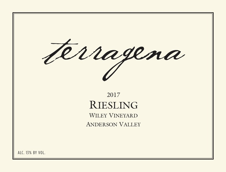 Product Image for 2017 Wiley Vineyard Riesling