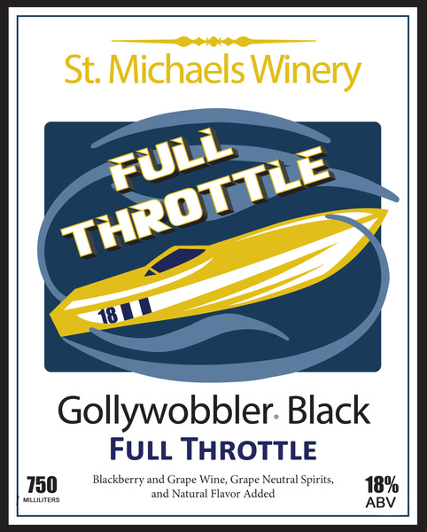 Gollywobbler Black FULL THROTTLE