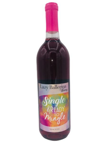2018 Single & Ready to Mingle Sangria