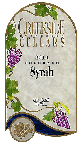 Product Image for 2015 Syrah