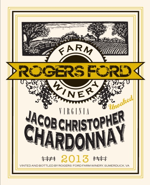 2019 Jacob Christopher Chardonnay